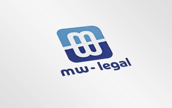 Konkurrenceindlæg #97 for Design a Logo for MW-Legal! (Simple)