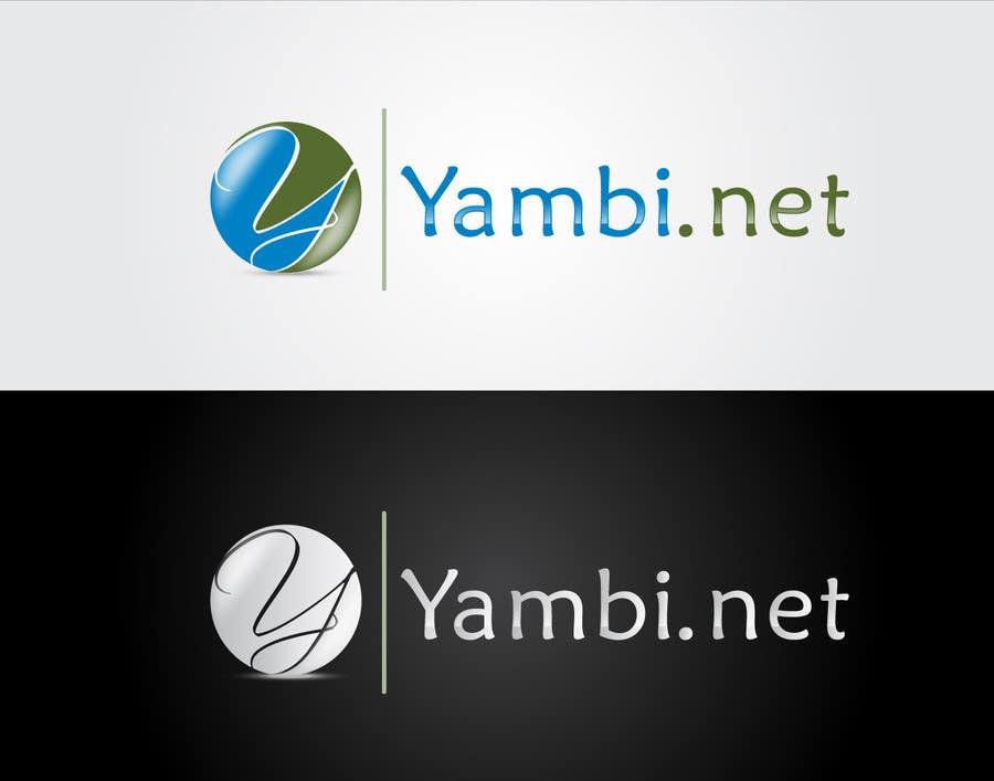 #215 for Design a Logo for Yambi (E-commerce platform) by RIOHUZAI