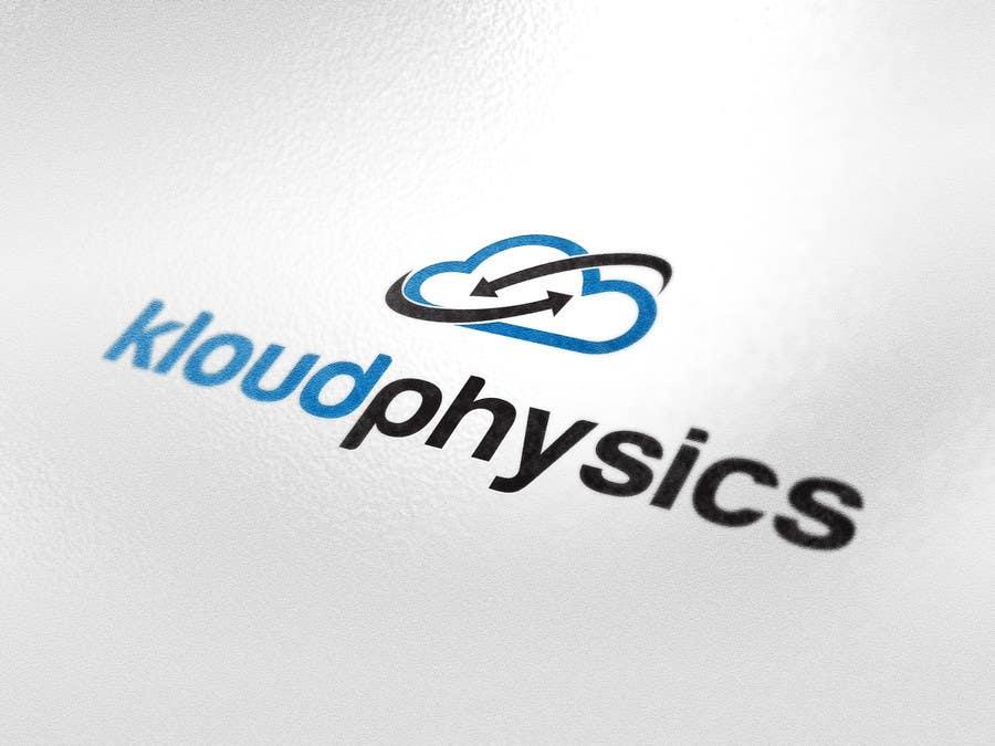 Penyertaan Peraduan #16 untuk Design a Logo for a cloud based solid works modelling and simulation software