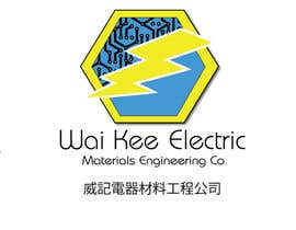 #29 cho Design a Logo for Wai Kee Electric Materials Engineering Co. bởi Verino123