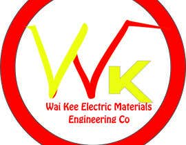 #12 cho Design a Logo for Wai Kee Electric Materials Engineering Co. bởi Sumerta