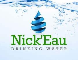 #22 for Design a Logo for a water brand / créez un logo pour une marque d'eau. af basitsiddiqui