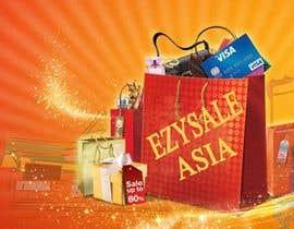 Abishek2 tarafından Design a Logo & Banner for 'EzySale' için no 2