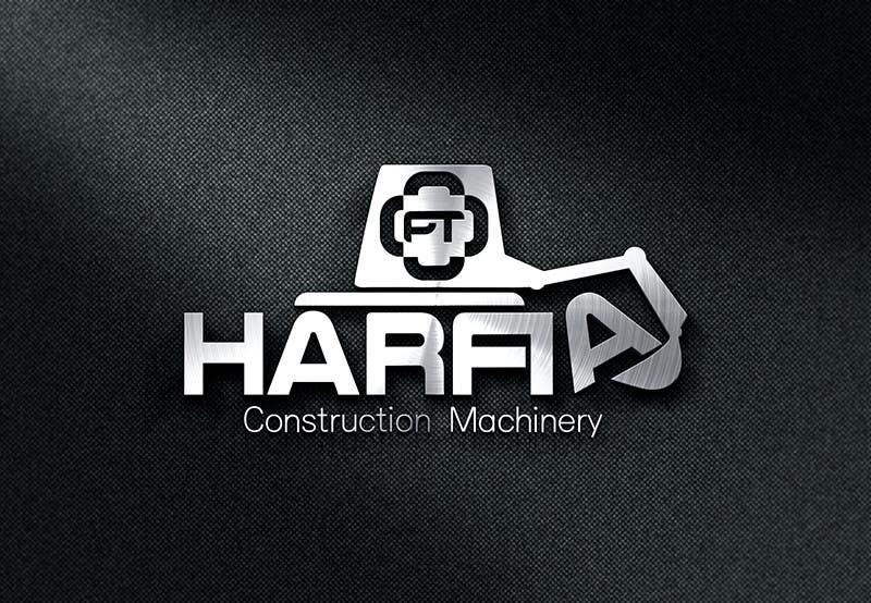 Penyertaan Peraduan #458 untuk Design a Logo for Distributor of Heavy Machinery Equipment