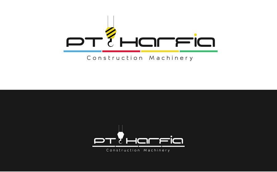 Penyertaan Peraduan #208 untuk Design a Logo for Distributor of Heavy Machinery Equipment