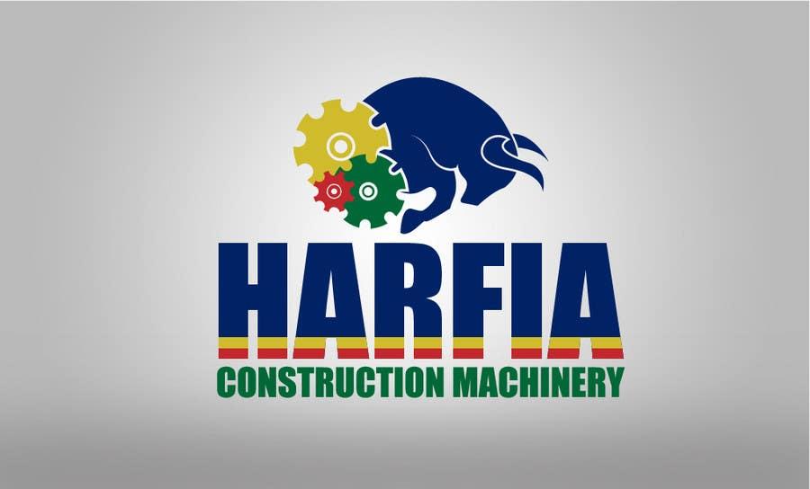 Penyertaan Peraduan #282 untuk Design a Logo for Distributor of Heavy Machinery Equipment