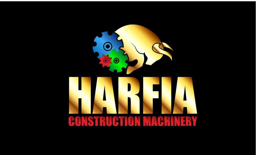 Penyertaan Peraduan #294 untuk Design a Logo for Distributor of Heavy Machinery Equipment