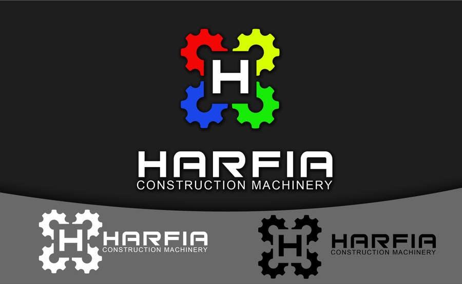 Penyertaan Peraduan #256 untuk Design a Logo for Distributor of Heavy Machinery Equipment