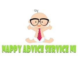 "drg8 tarafından Design a Logo for ""Nappy Advice Service NI"" için no 16"