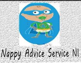 "skywebsolutionin tarafından Design a Logo for ""Nappy Advice Service NI"" için no 7"