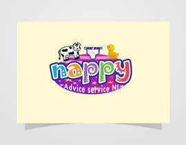 "photogra tarafından Design a Logo for ""Nappy Advice Service NI"" için no 32"