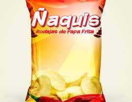 #5 untuk Print & Packaging Design for Snacks and logo for Ñaquis Snacks oleh AvishekM