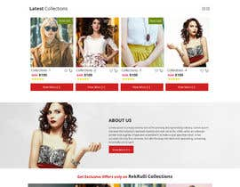 omwebdeveloper tarafından Improve  web design of an existing website için no 4