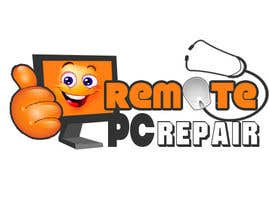 ejdeleon tarafından Design a Logo for for my rempote pc repair business için no 3