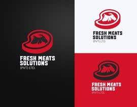 dezsign tarafından Design a Logo for Fresh Meat Solutions (Pvt) Ltd için no 19