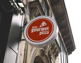 #34 untuk Design a Logo for KRISP GOURMET PIZZA oleh gustavosaffo