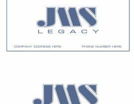 #33 for JMS Legacy Logo Designs af askid
