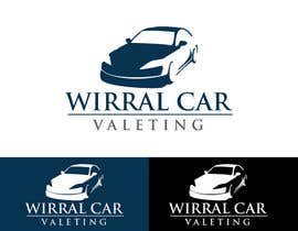#52 cho Design a Logo for Wirral Car Valeting bởi ibrandstudio