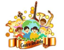 #10 for Attualizzare il Logo per progetto musicale per bambini af tnovarria