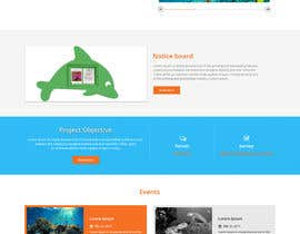 #3 for Design a Website home page p15 by xsasdesign