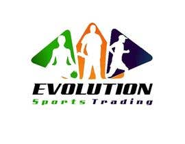 heloveshah tarafından Design a Logo for Evolution Sports Trading için no 16
