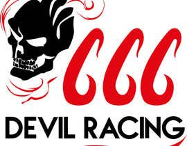 #7 untuk Design a Banner for Devil Racing car and audio oleh mtece30