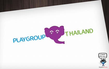 #32 for Playgroup Thailand af BDamian