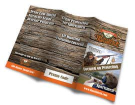 #25 untuk New Hunting-related Trifold Design Needed oleh ICONICSQUARED