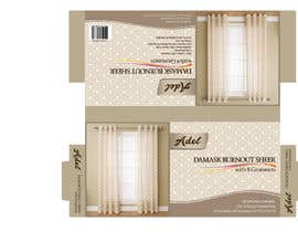 #16 untuk PAckaging Design for Curtains oleh moiraleigh19
