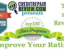 #28 untuk Design a Banner for CreditRepairReview.com oleh dreamherb