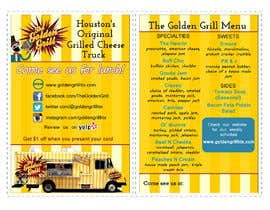 #3 for Food truck flyer for 4 food trucks by vhingmanabat