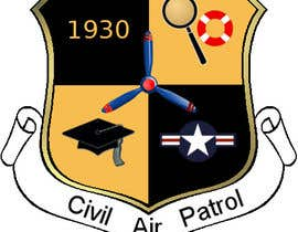 TomasRodrigues tarafından Design a Logo for Civil Air Patrol Squadron için no 7