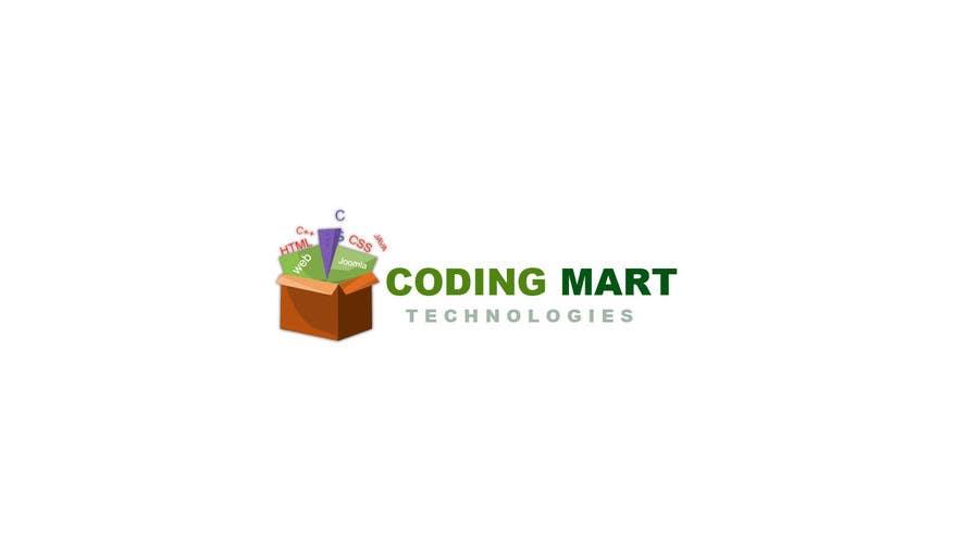 Bài tham dự cuộc thi #72 cho Design a Logo for CODINGMART TECHNOLOGIES
