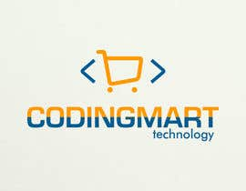 #122 for Design a Logo for CODINGMART TECHNOLOGIES by ccakir