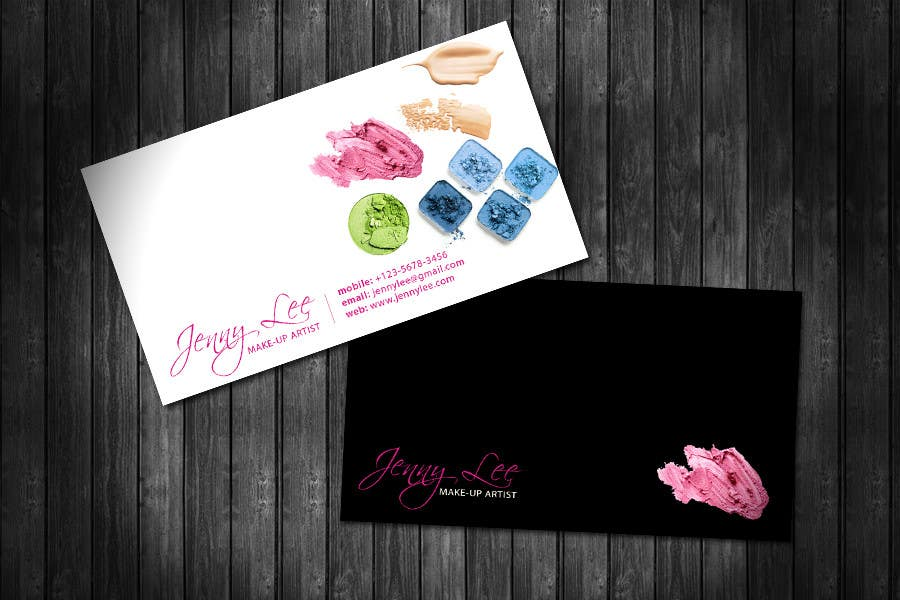 #92 for Business Card Design by topcoder10