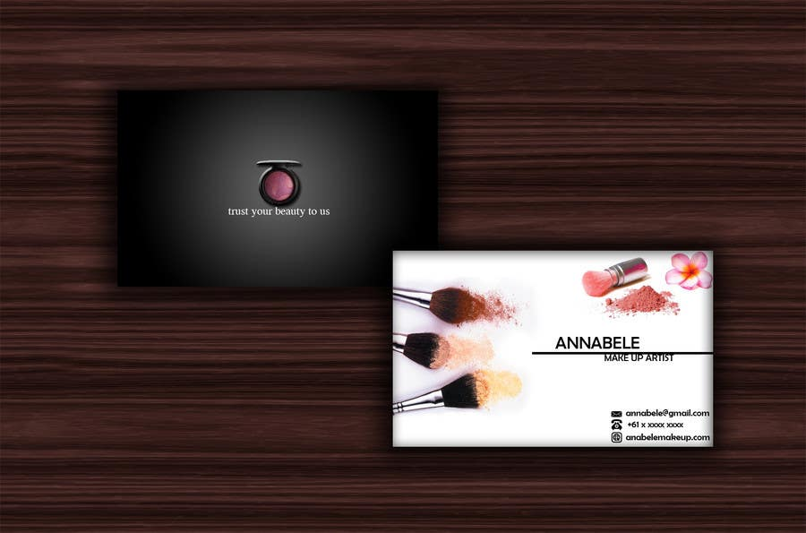 Bài tham dự cuộc thi #110 cho Business Card Design
