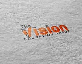 "#321 untuk Design a Logo for ""The Vision Education Group"" oleh eddesignswork"