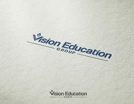 "#303 untuk Design a Logo for ""The Vision Education Group"" oleh rockbluesing"
