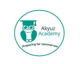 #6 for Design a Logo for Akyuz Academy af CharaMarinou