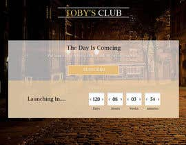 #7 cho Diseñar un logotipo and landing page for  Toby's Club bởi webidea12