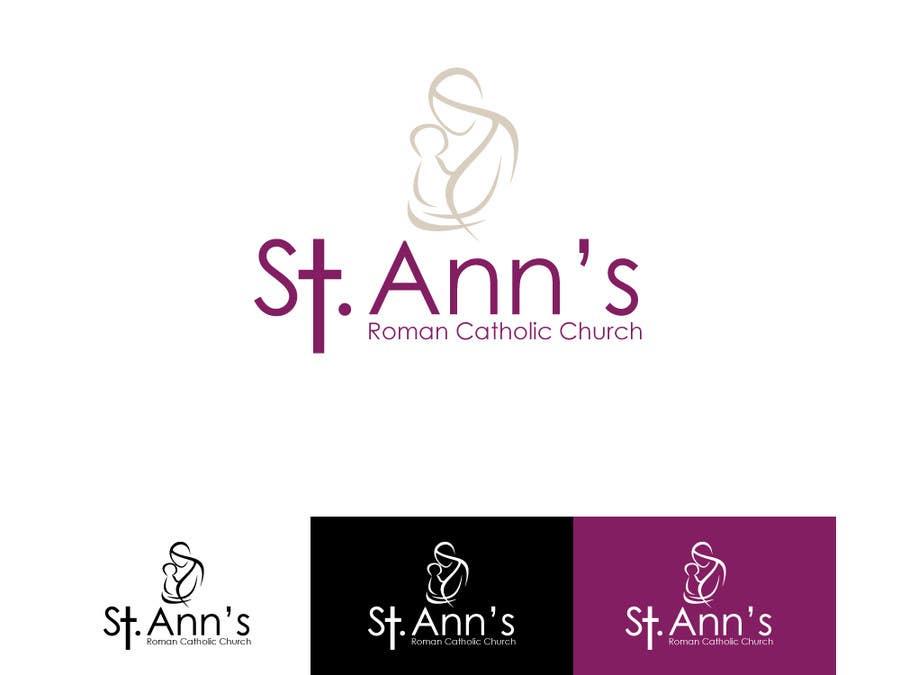 Bài tham dự cuộc thi #                                        115                                      cho                                         Catholic Church Logo Design
