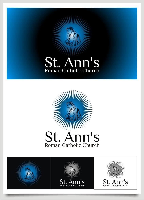Bài tham dự cuộc thi #                                        176                                      cho                                         Catholic Church Logo Design