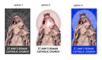 Bài tham dự #113 về Graphic Design cho cuộc thi Catholic Church Logo Design