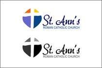 Contest Entry #84 for Catholic Church Logo Design
