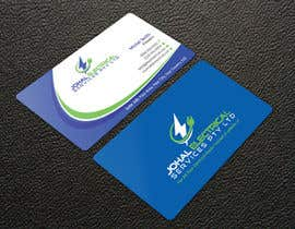 #66 cho Design some Business Cards for Johal Electrical Services Pty Ltd. bởi aminur33