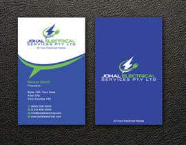 #88 cho Design some Business Cards for Johal Electrical Services Pty Ltd. bởi aminur33