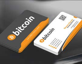 #37 cho Design 10 Business Cards for Bitcoin bởi mamun313