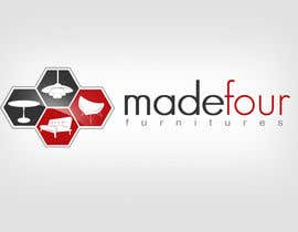 #574 para Logo Design for madefour de rogeliobello
