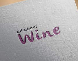 #144 cho Design a Logo for All About Wine bởi vanlesterf