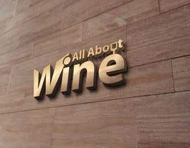 #125 cho Design a Logo for All About Wine bởi sanzidadesign